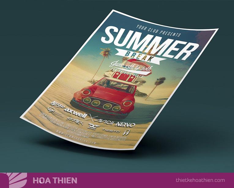 in flyer giá rẻ hcm