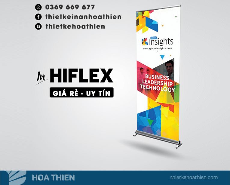 in PP, heflex giá rẻ