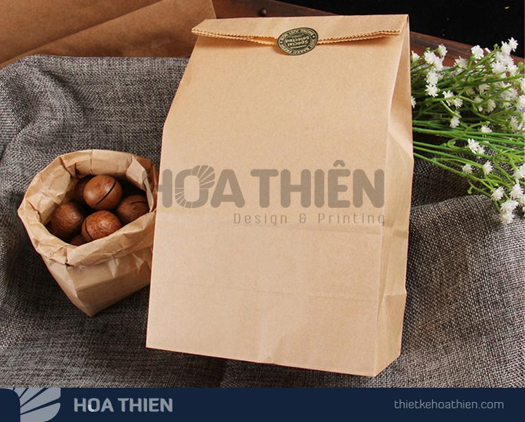 mẫu thiết kế túi giấy đựng quà 2019