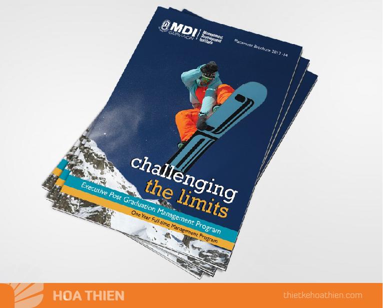 Địa chỉ thiết kế Brochure chuyên nghiệp khu vực HCM