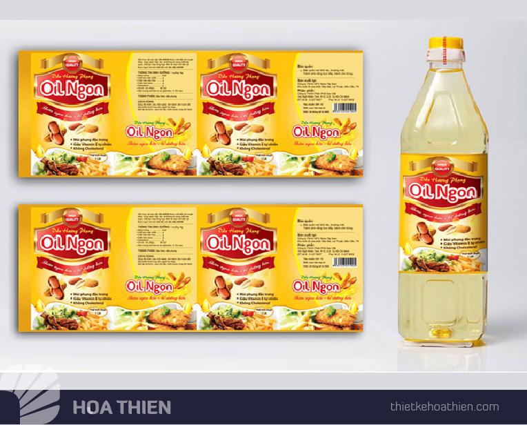 Thiet ke nhan mac san pham Hoa Thien
